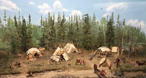 first nations village manitoba museum