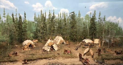 first nations village manitoba museum
