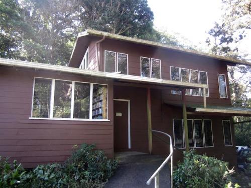library quaker school monteverde