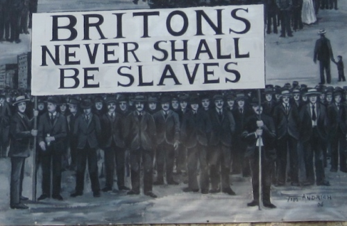 britons shall never be slaves