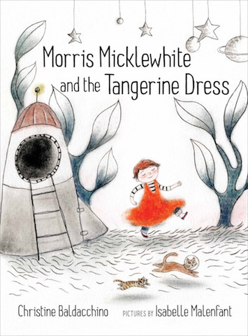 morris and the tangerine dress