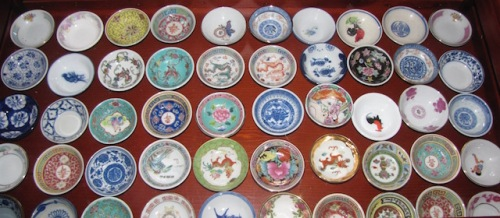 plate collection chinoiserie bed and breakfast mittagong australia