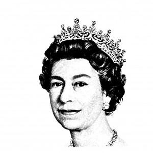 queen elizabeth public domain