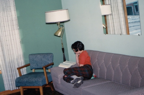 ten year old reading 1963