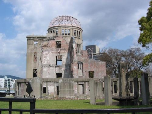 atomic bomb dome hiroshima