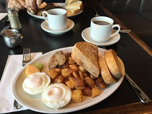 breakfast marion street eatery