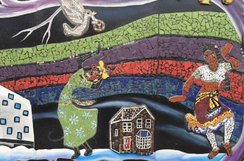 dancers hugh john mural winnipeg
