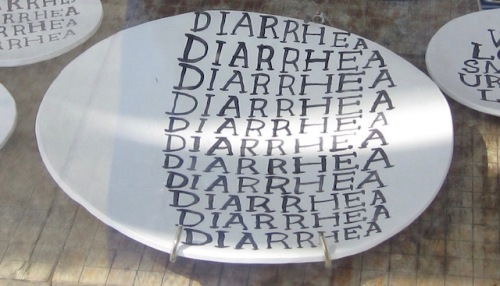 diarehha plate