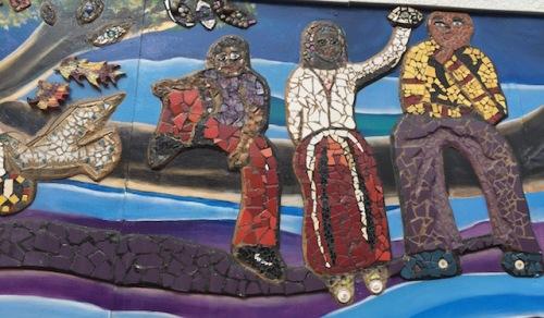 hugh john mcdonald school mural piece