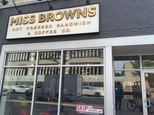 miss browns