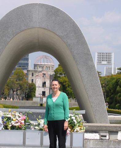 memorial centopah hiromshima