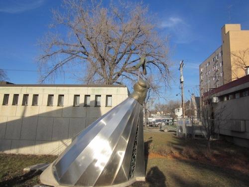 st. boniface sculpture garden la promise vrignon