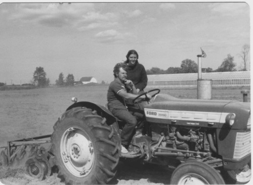 dave and marylou tractor