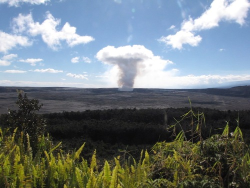 kilauea hawaii