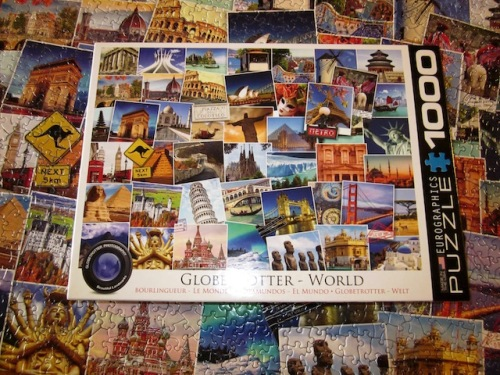 globetrotter puzzle