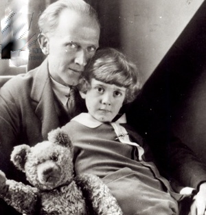 aa milne and son public domain