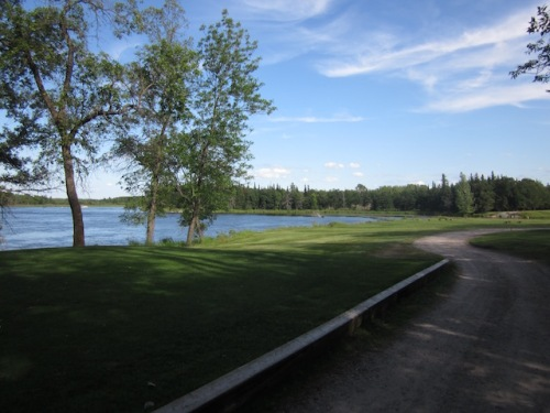 pinawa golf course