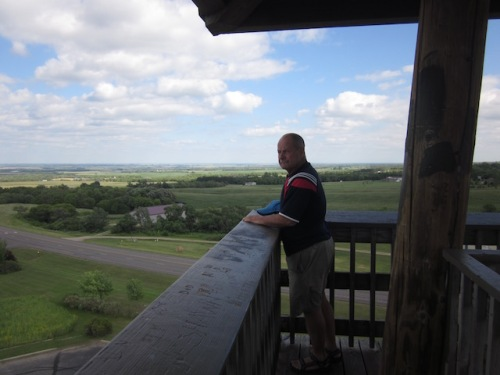 dave at nicollet tower