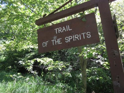 trail of the spirits sisseton