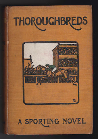 throughbreds a sporting novel