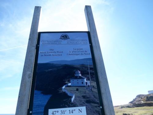 eastern edge of canada