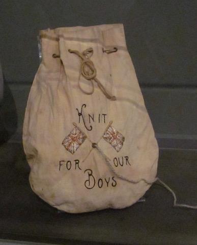 knitting-bag
