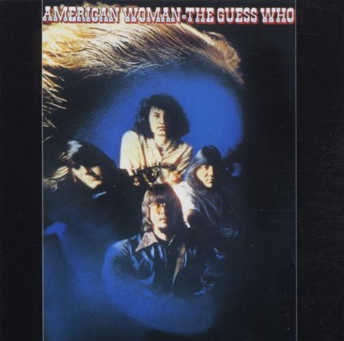 american woman album cover