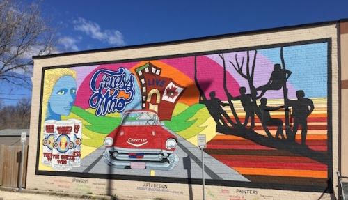 guess who mural winnipeg