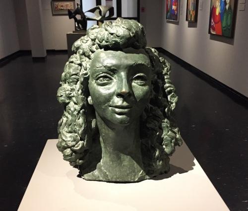 Helen Esterman by Sir Jacob Epstein