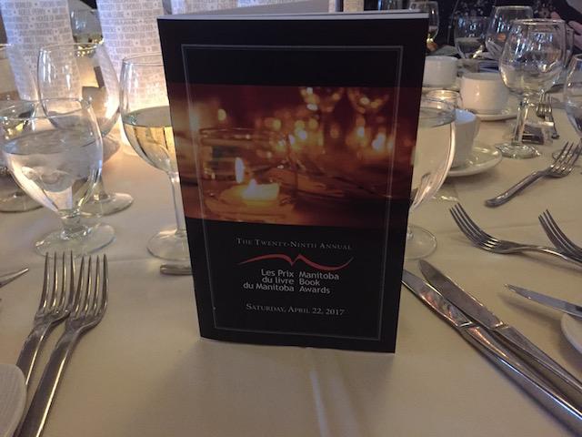 manitoba book awards program