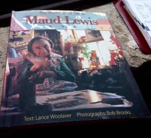 maud lewis by woolaver