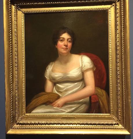 raeburn portratit of a lady