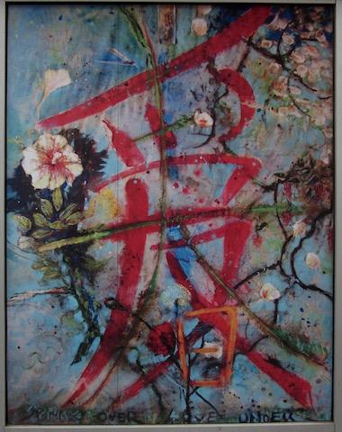 spring by louis bako