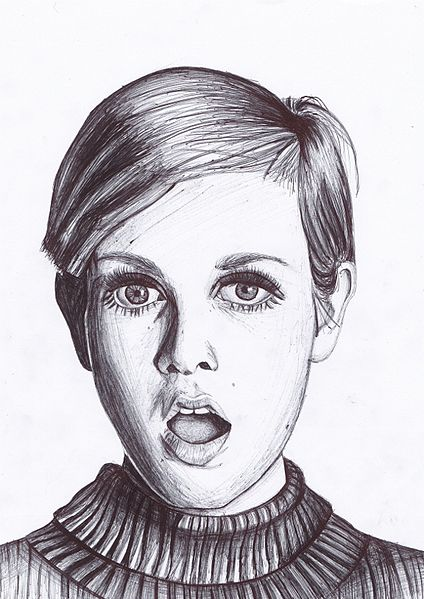 Failuresque_Twiggy_drawing
