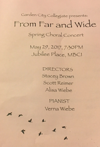 Poetry what next i went to the garden city collegiate choir concert on monday night it was a terrific concert with many great performances my favorite piece was lineage by sciox Choice Image