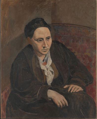 Gertrude Stein portrait wikipedia