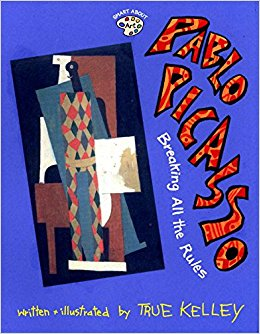 picasso book for kids