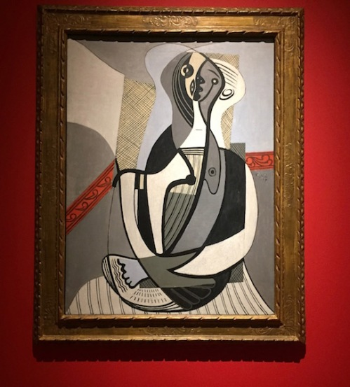 seated woman 1926-1927