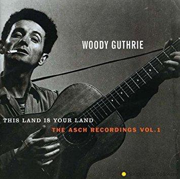 woody guthrie album