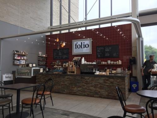 folio cafe cmu