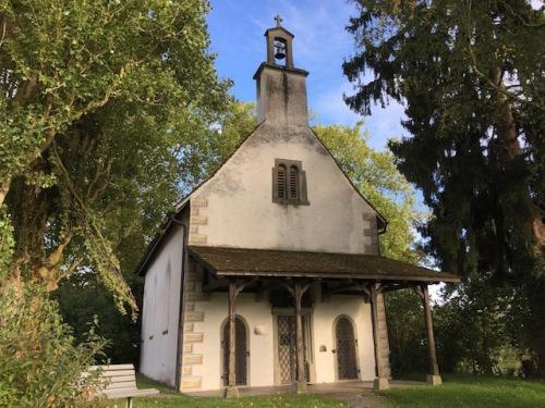 st. leonard's chapel