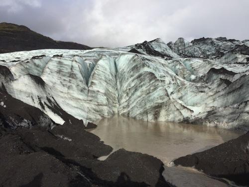 vik glacier
