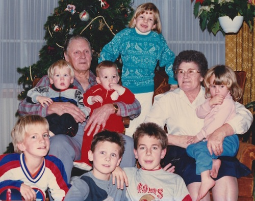 grandparents and grandkids