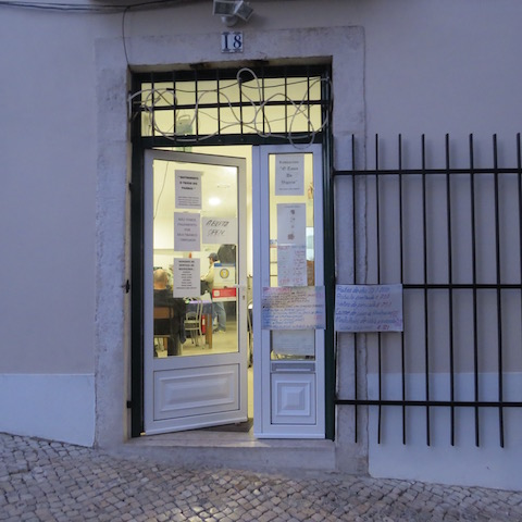 little restaurant lisbon