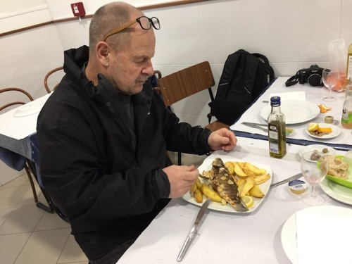 restaurant lisbon