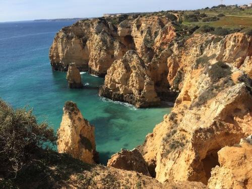 cliffs near lagos