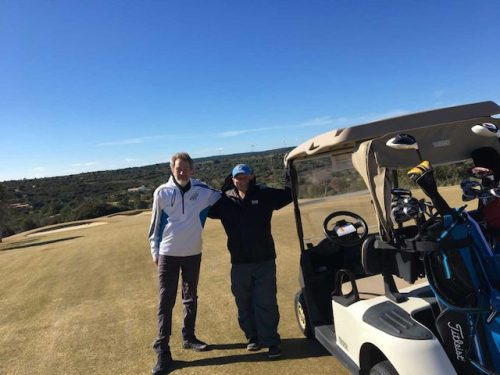 dave and rudy espiche golf course
