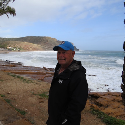 dave walk in algarve portugal