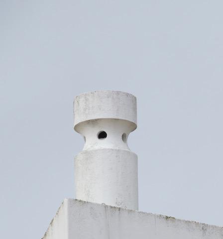 round algarve chimney
