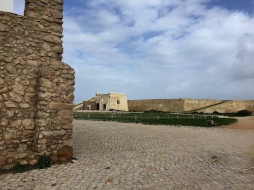 the fort at sagres